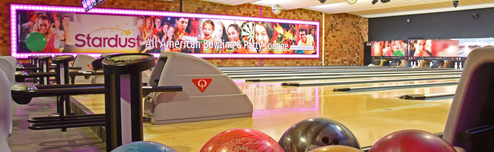 Stardust All American Bowling & Party Lounge Sittard