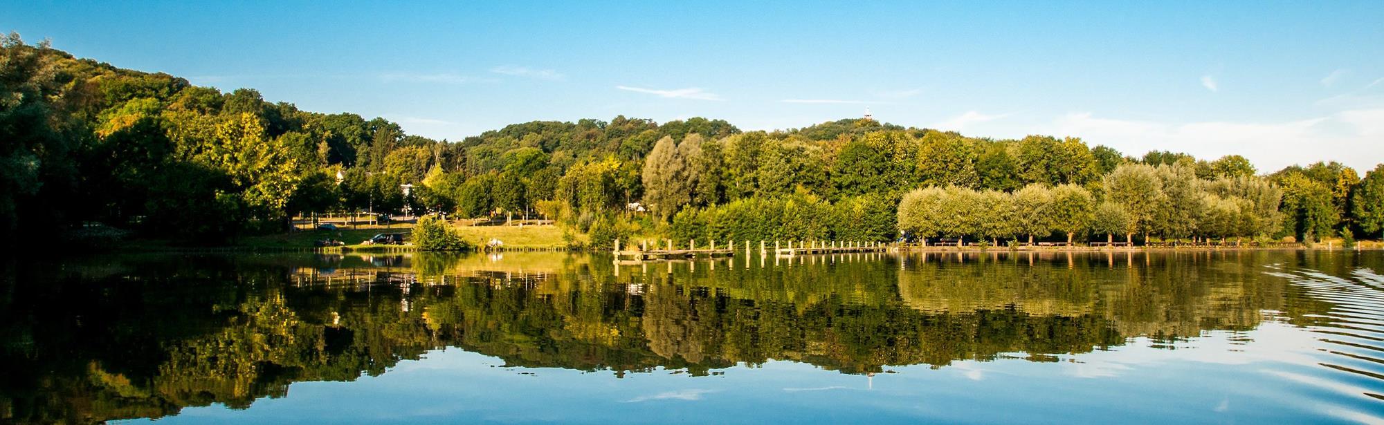 Geulpark en Kasteel Oost Va2 Valkenburg aan de Geul