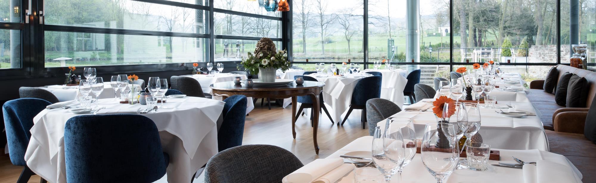 Restaurant Bilderberg Kasteel Vaalsbroek