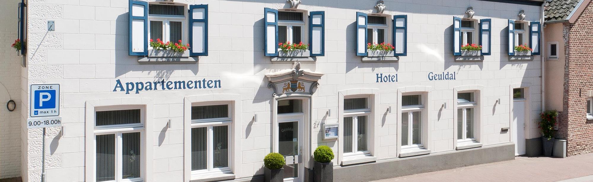 Appartementen-Hotel Geuldal