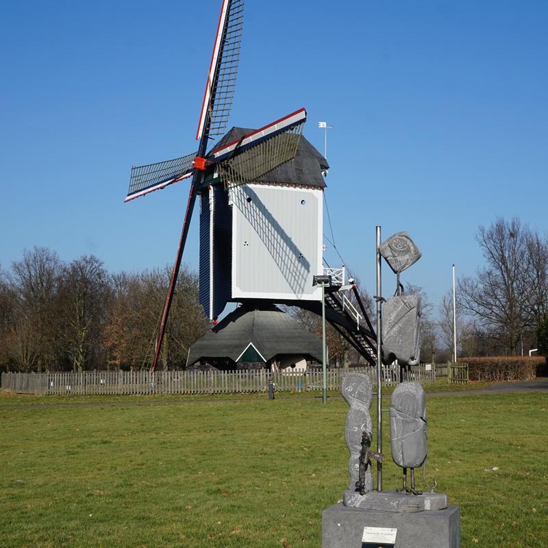Standerd molen Urmond - Foto 1