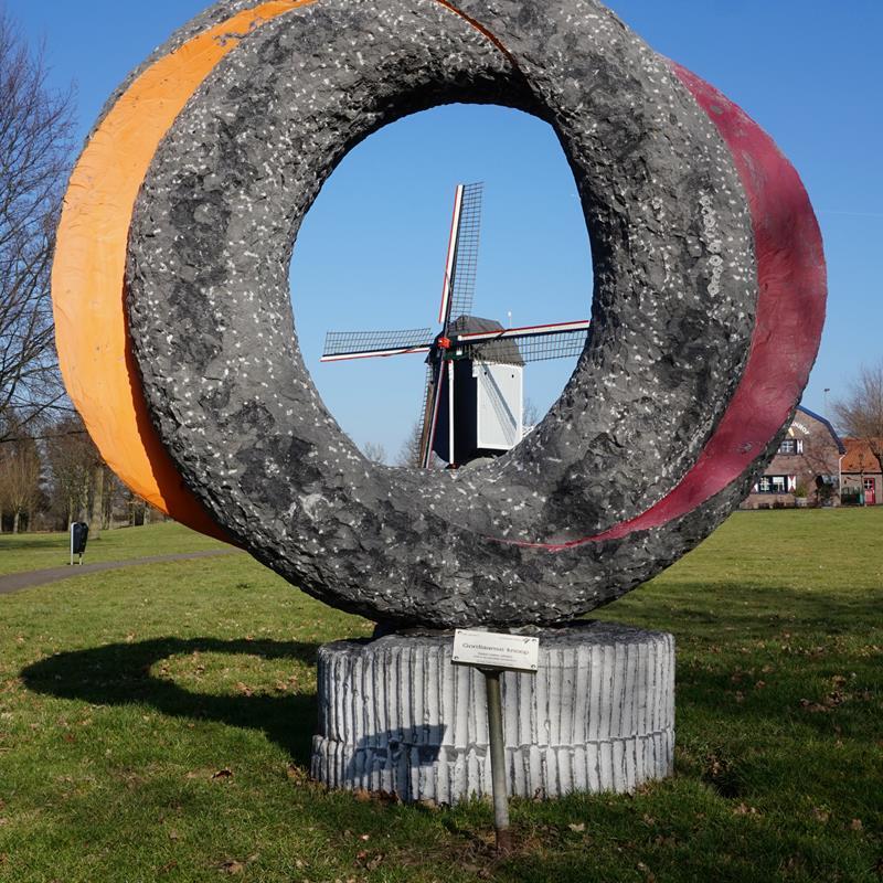 Standerd molen Urmond - Foto 2