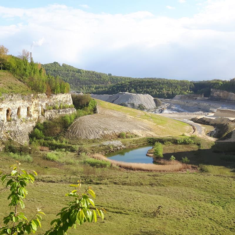 ENCI-groeve Maastricht - Foto 1
