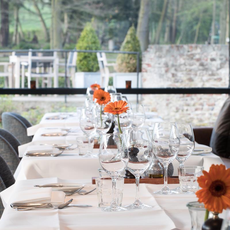 Restaurant Bilderberg Kasteel Vaalsbroek - Foto 1