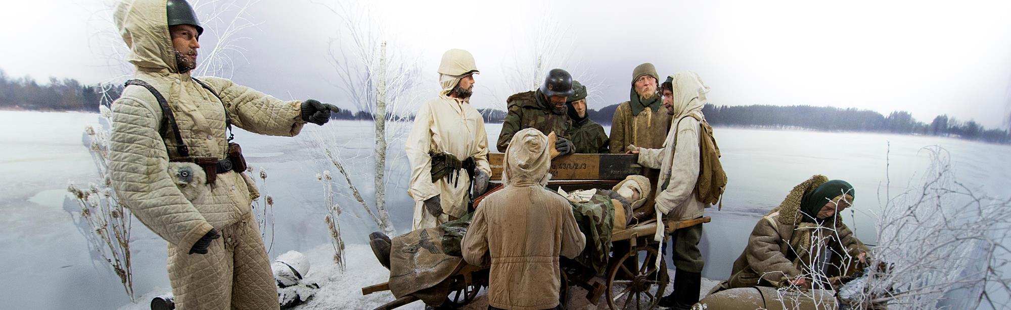 Oorlogsmuseum Eyewitness Beek