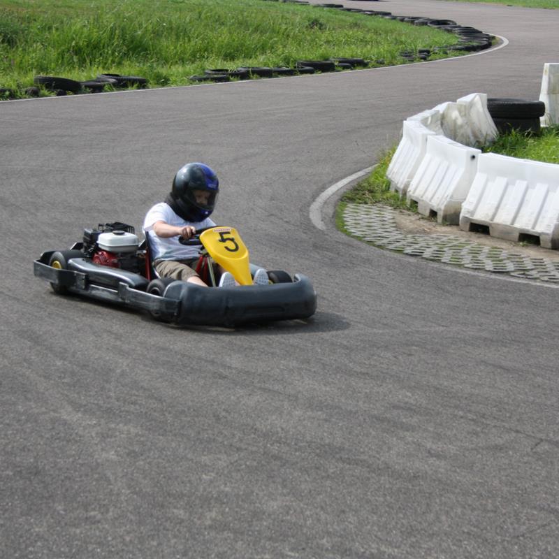 Outdoor Karting Vaals - Foto 2