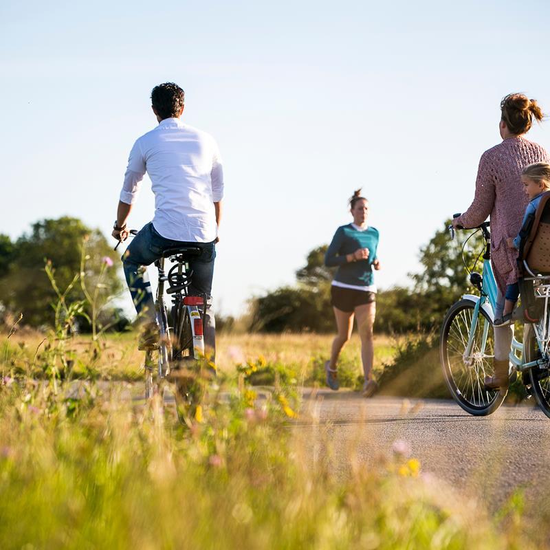 Buitenring fietsroute - Foto 1