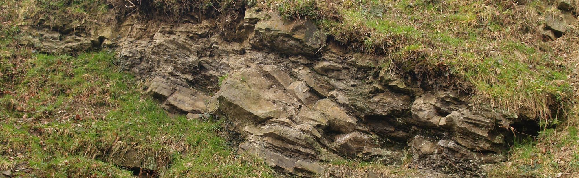 Geologische schatten in het Geuldal