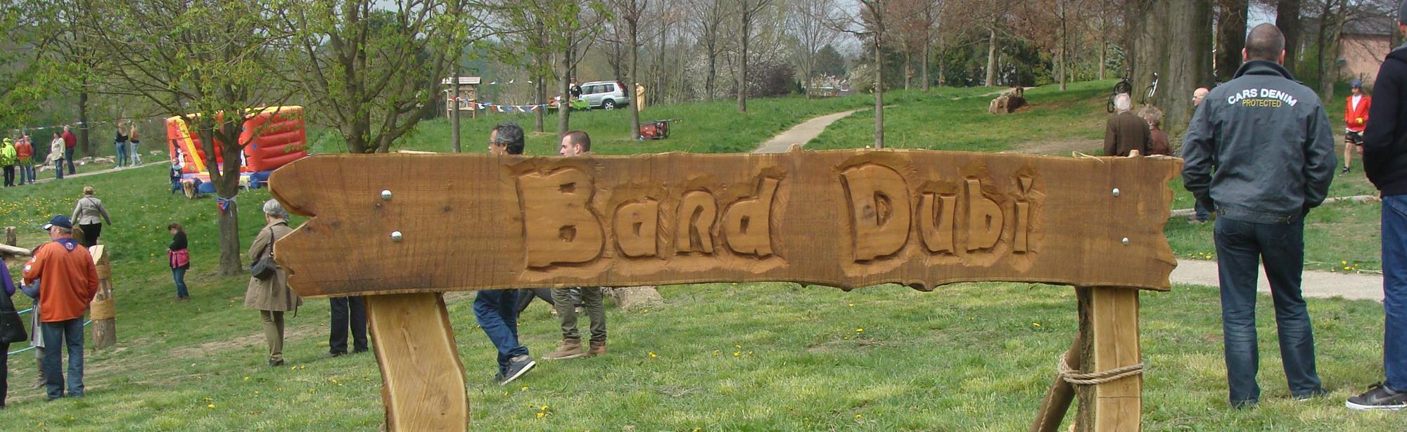 Natuurspeelplaats Bard Dubi in Bocholtz