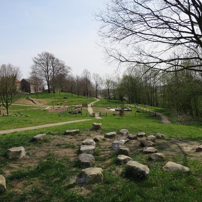 Natuurspeelplaats Bard Dubi in Bocholtz  - Foto 0