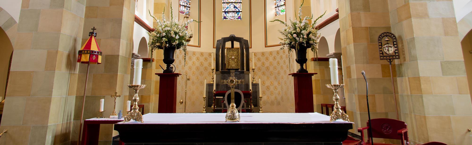 Basiliek Heilige Amelberga