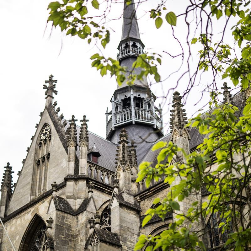 Basiliek van het Heilige Sacrament Meerssen - Foto 1