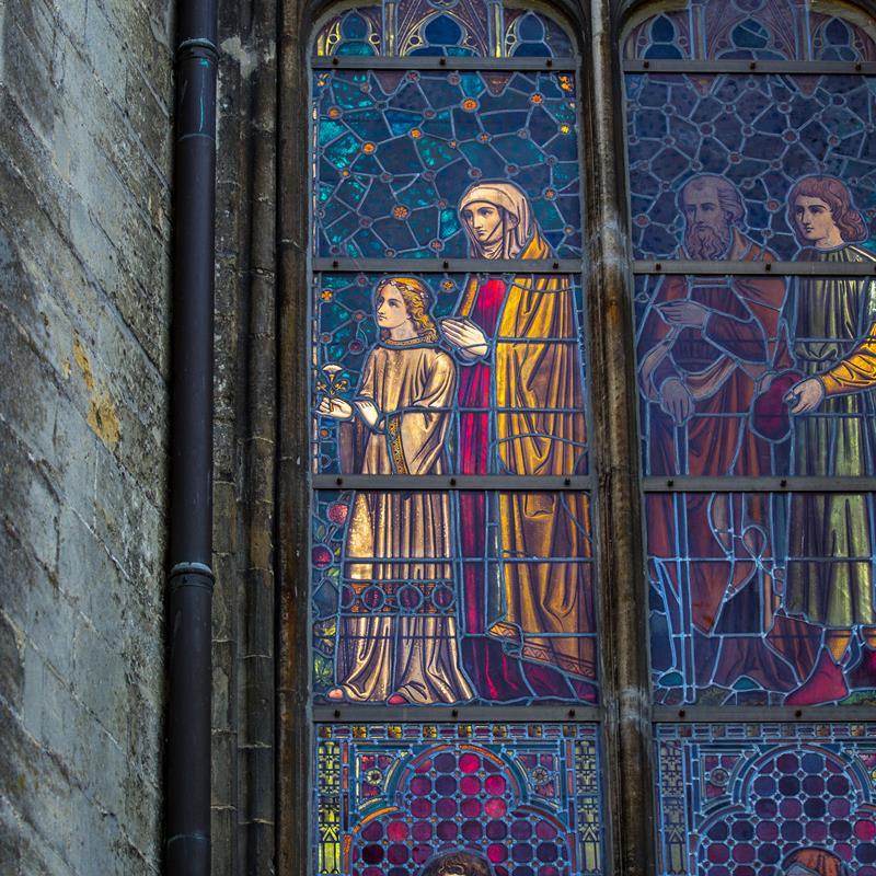 Basiliek van het Heilige Sacrament Meerssen - Foto 2