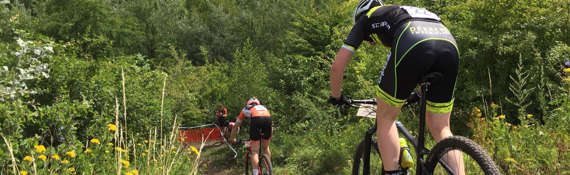 Parkstad Landgraaf NK 2017 MTB-route