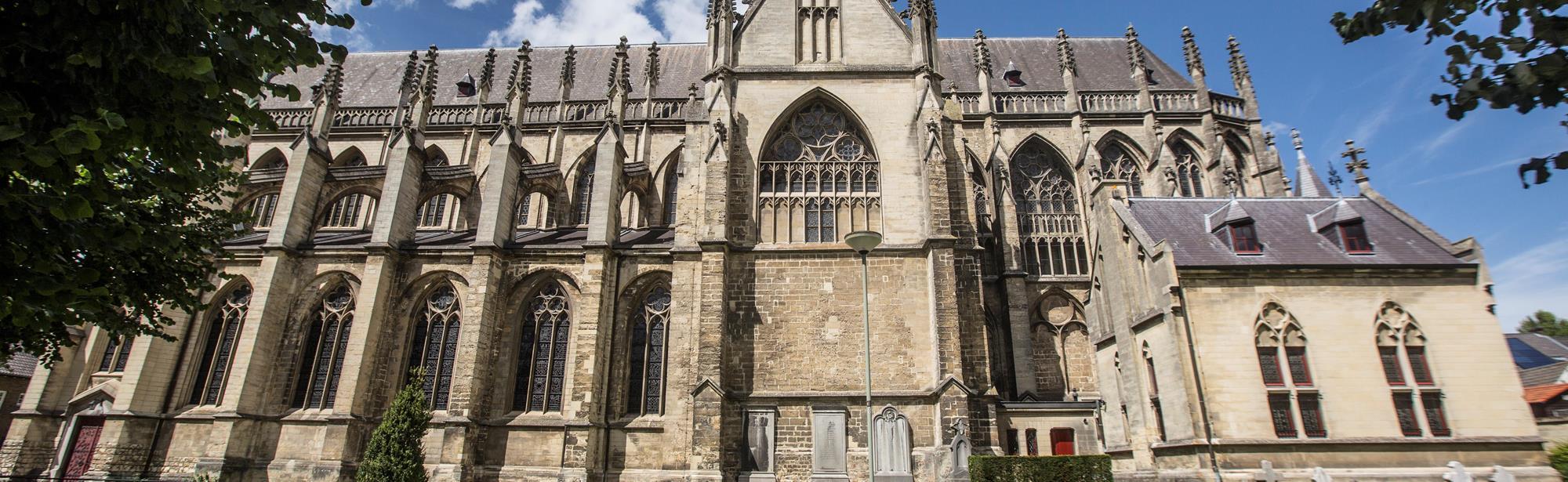 Basiliek van het Heilige Sacrament Meerssen