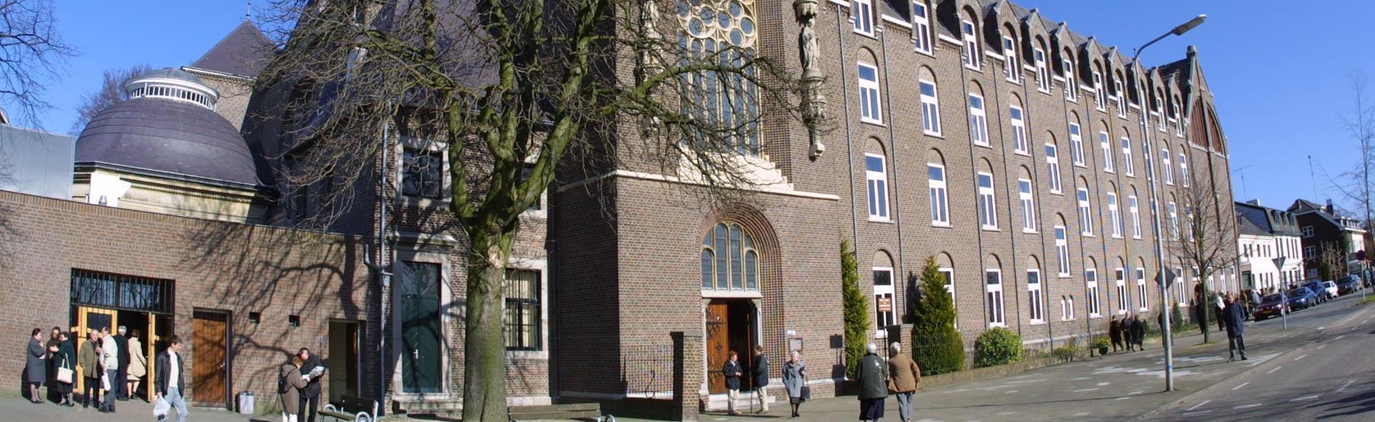 Kloosterbibliotheek Wittem