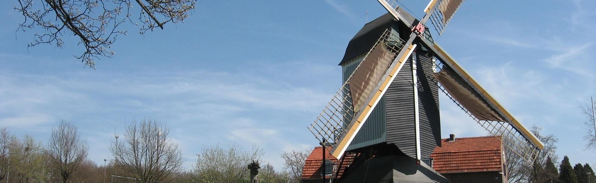 Standerd molen Urmond