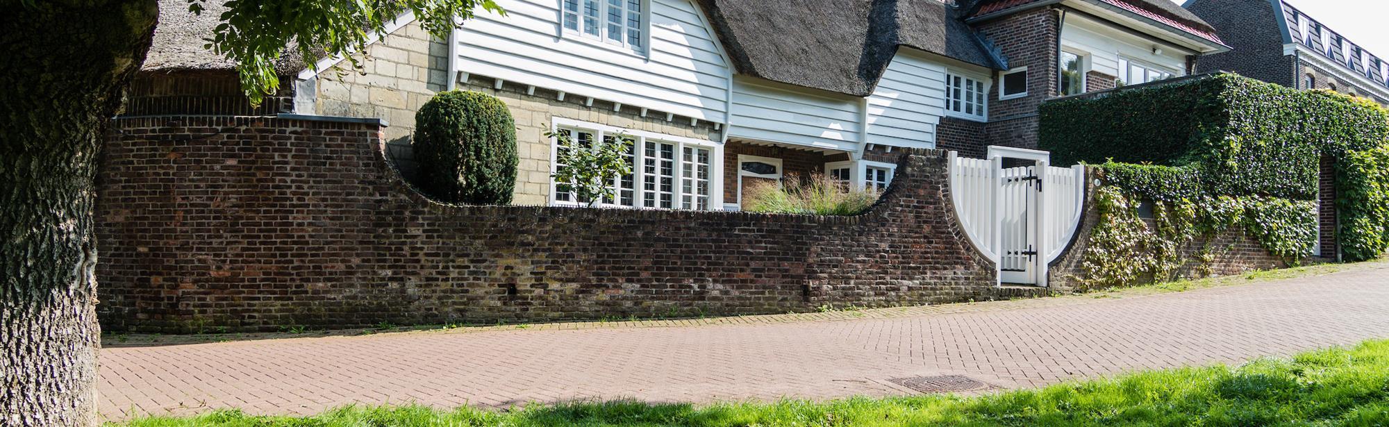 Huis architect Joan van der Mey