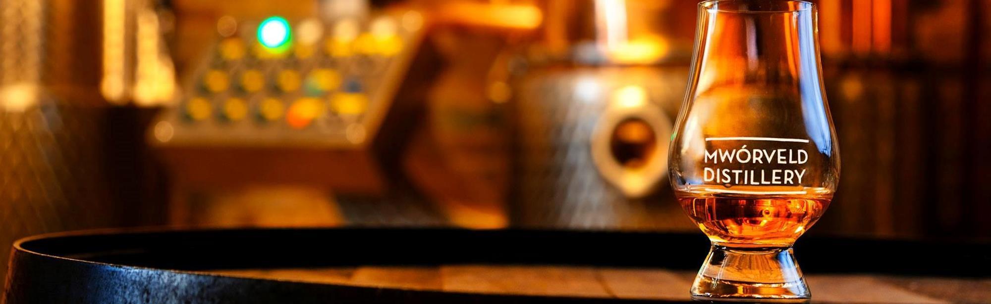 Mwórveld Distillery