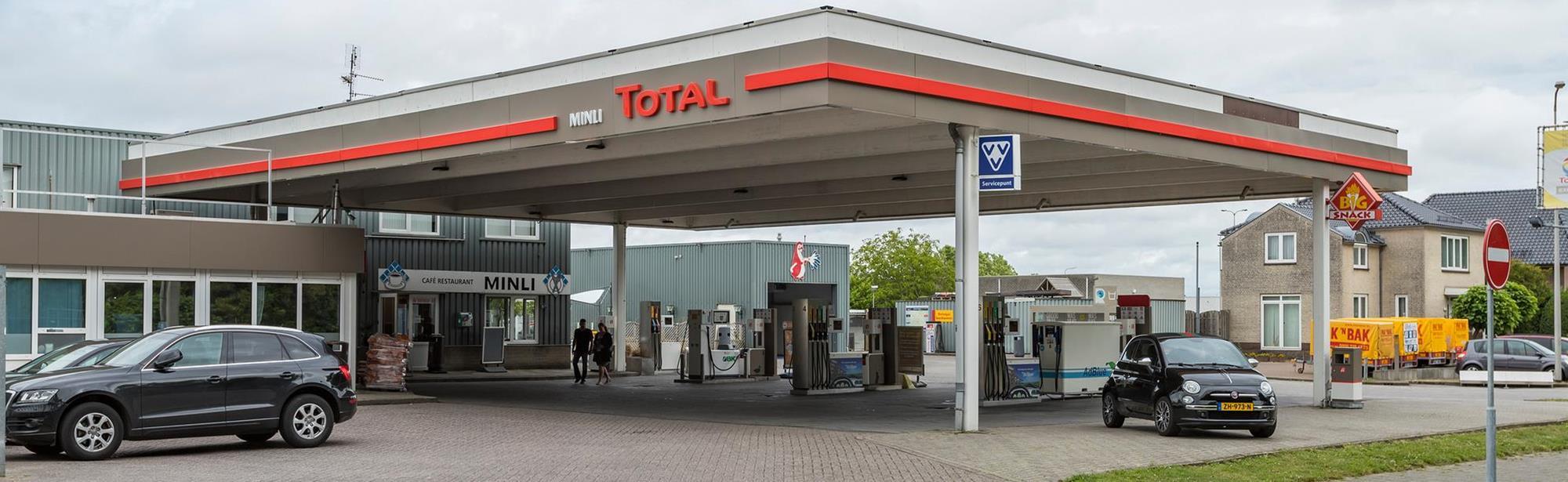 Visit Zuid-Limburg Servicepunt Landgraaf Minli Tankstation