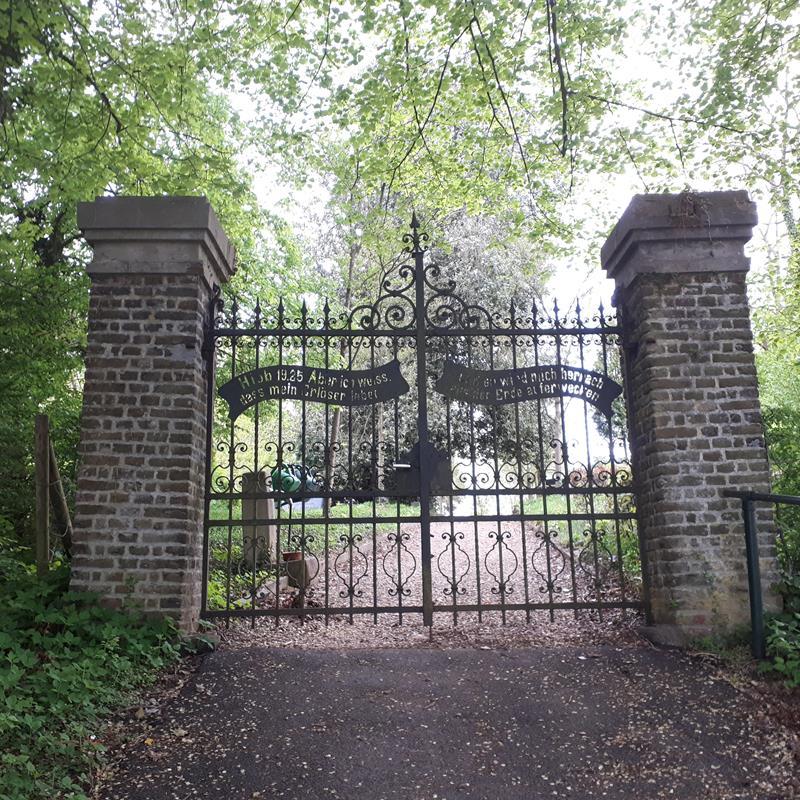 Nieuwe Joodse begraafplaats - Foto 0