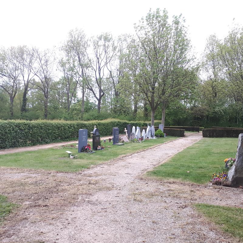Nieuwe Joodse begraafplaats - Foto 2