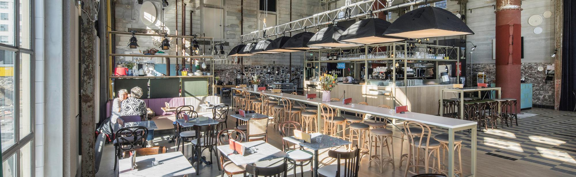 Lumière Cinema Restaurant Café Maastricht