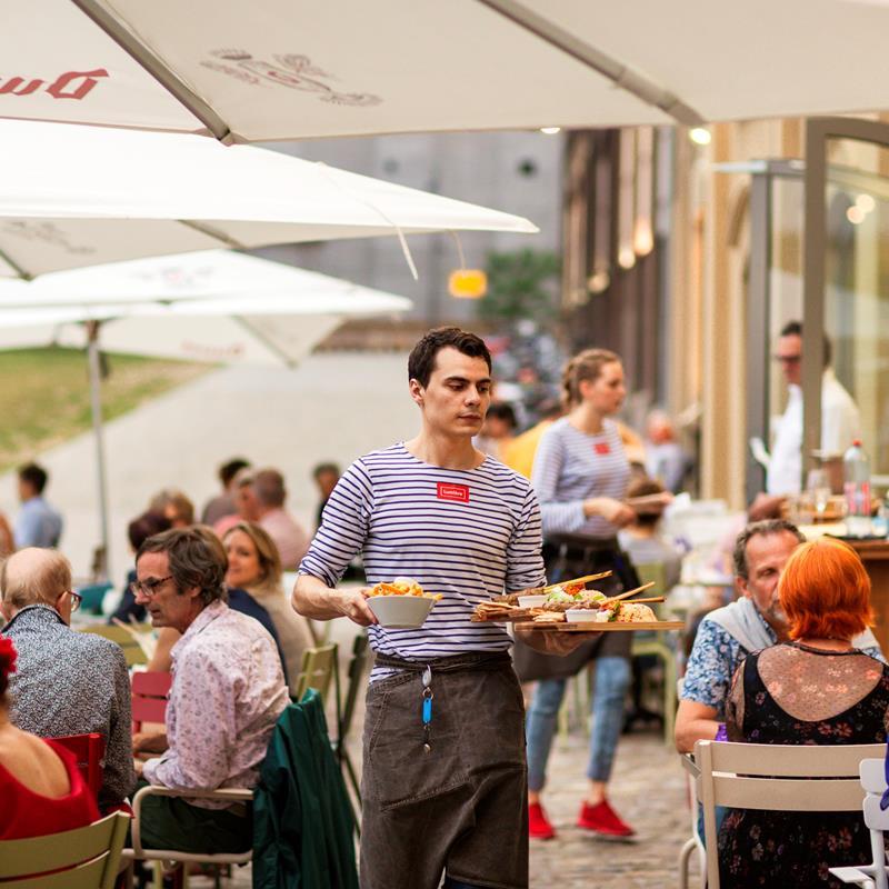 Lumière Cinema Restaurant Café Maastricht - Foto 2