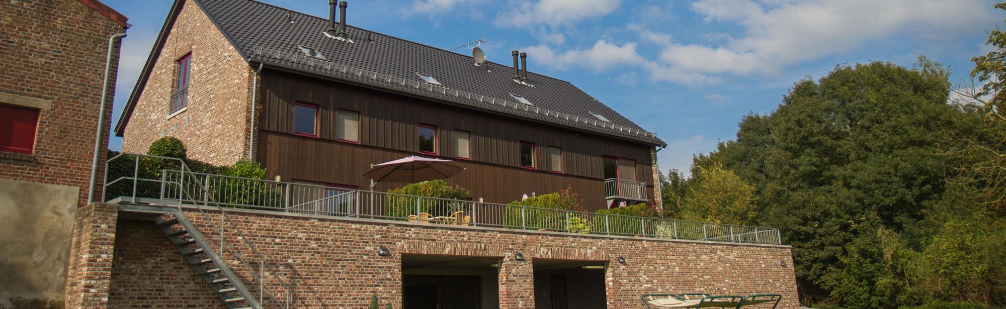 Snauwenberg Luxe Vakantiewoningen