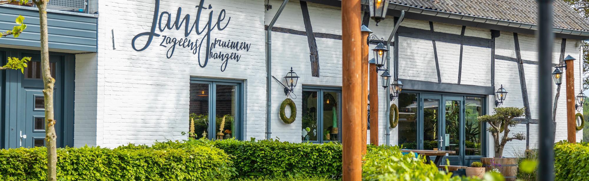 Restaurant Jantje zag eens pruimen hangen