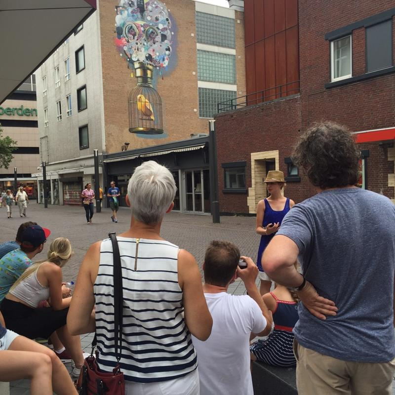 Street Art Heerlen wandeling - Foto 0