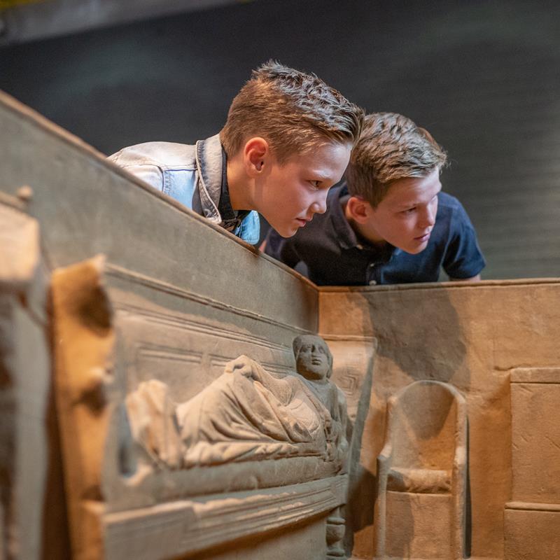 Thermenmuseum - Foto 2