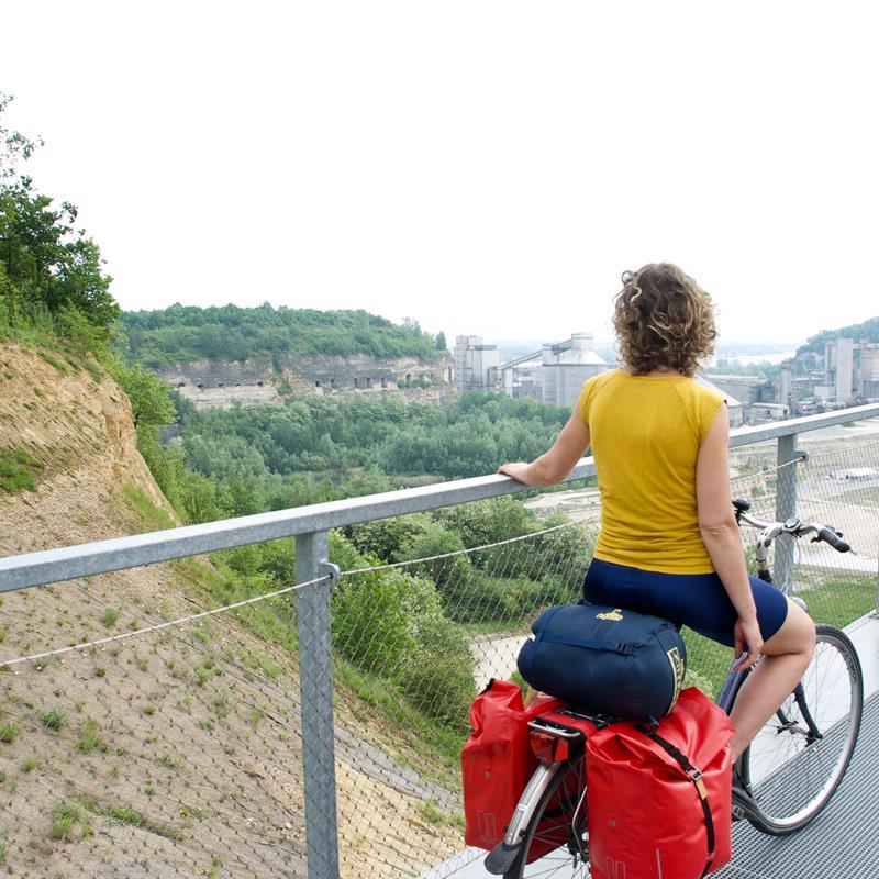 Fietsroute - Dodendraad Grensroute van Vaals tot aan Cadzand - Foto 0