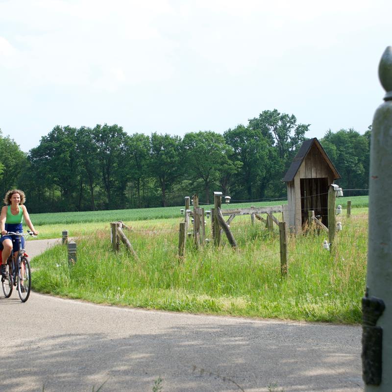 Fietsroute - Dodendraad Grensroute van Vaals tot aan Cadzand - Foto 2