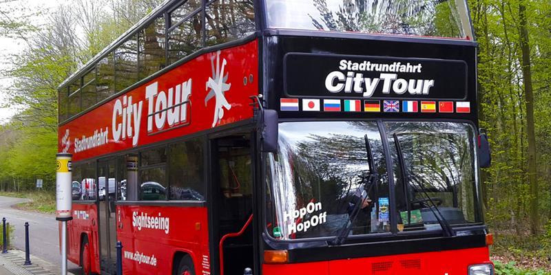 Hop On Hop Off CityTour Aachen  - Foto 0