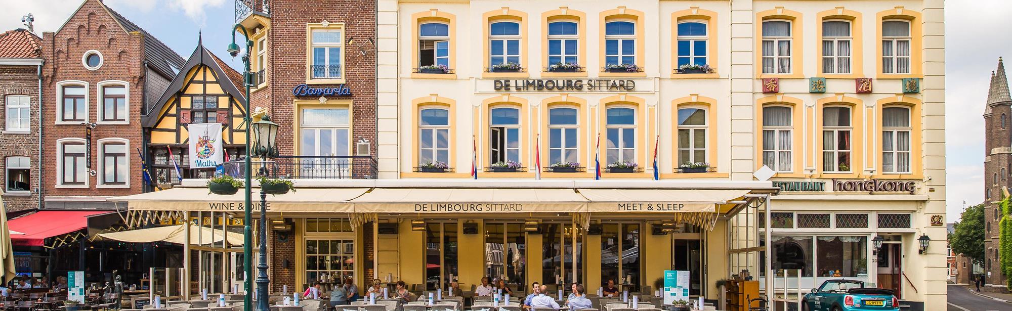 Hotel De Limbourg Sittard