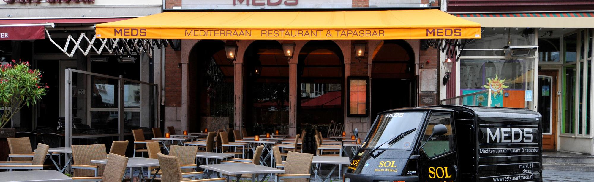 Meds Restaurant-Bar-Winkel