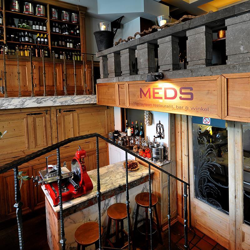 Meds Restaurant-Bar-Winkel - Foto 2