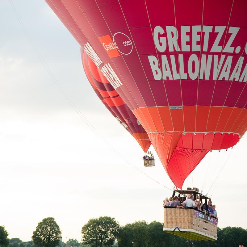 GreetZZ Ballonvaarten - Foto 1