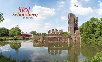 Slot Schaesberg - Geschiedenis in uitvoering!