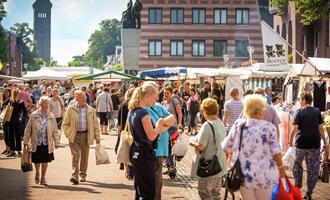 Weekmarkten Sittard-Geleen