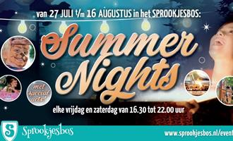 Summer Nights - Sprookjesbos