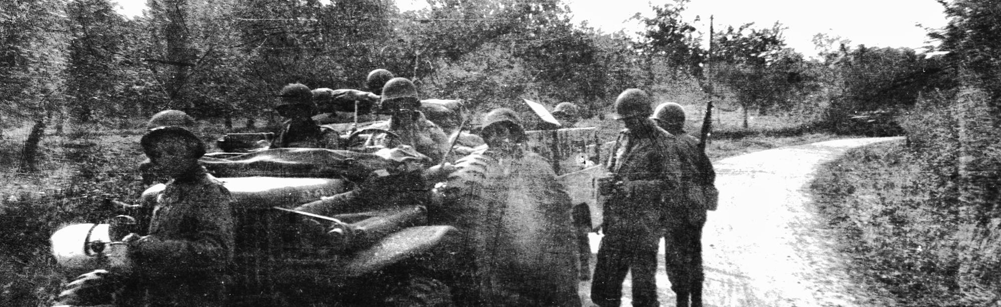 Bevrijding van het Heuvelland Eijsden-Margraten