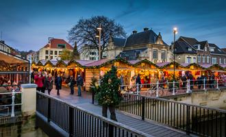 Kerststad Valkenburg - 15 november t/m 5 januari