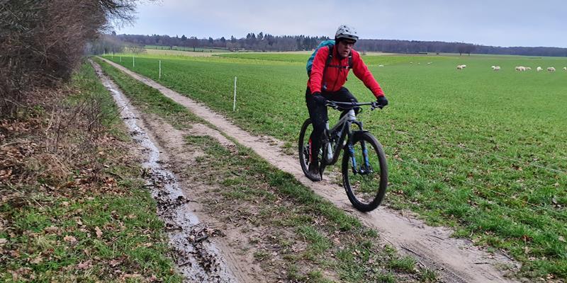Sint Geertruid MTB-route - Foto 0