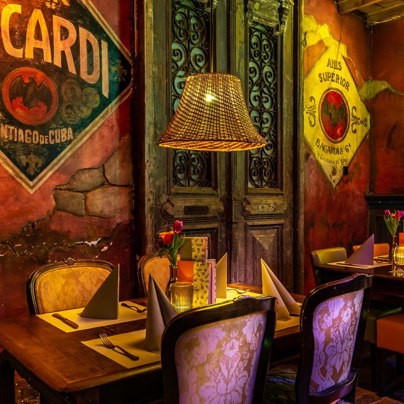 Restaurant Latinos - Foto 0