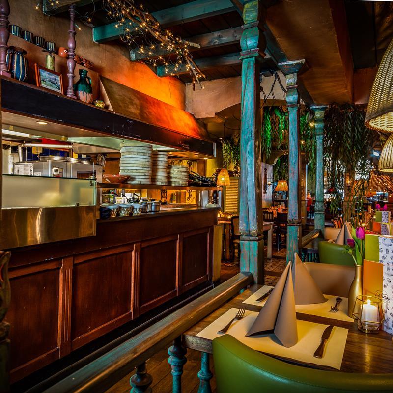 Restaurant Latinos - Foto 1