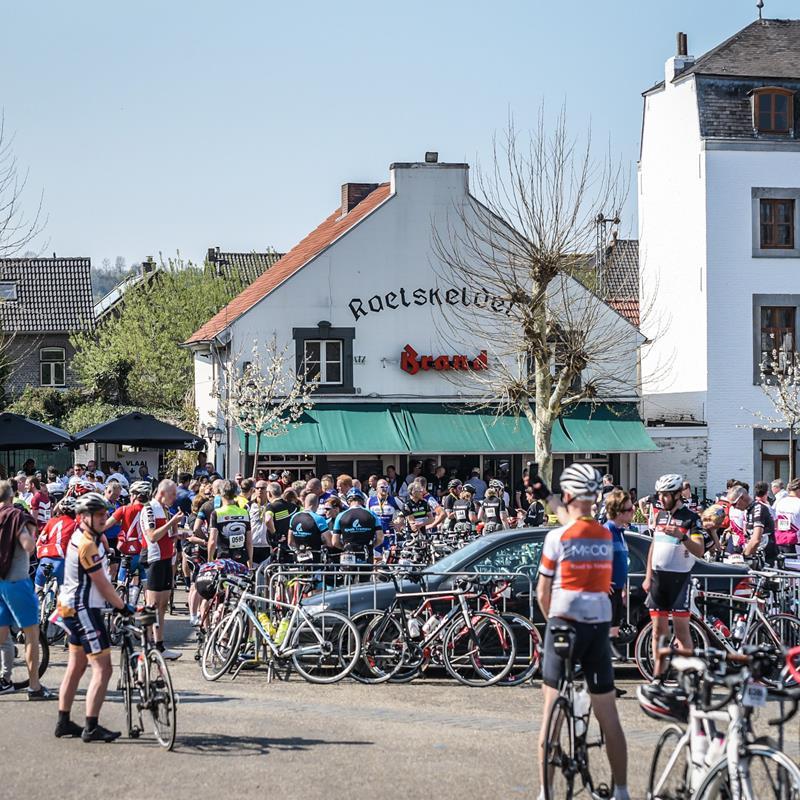 Volta Limburg toertocht - Foto 2