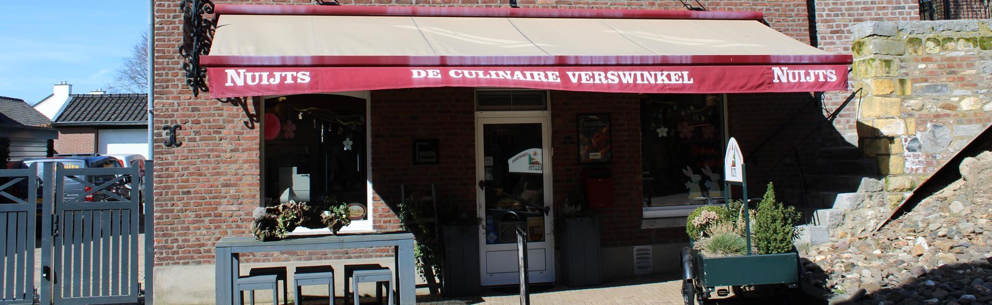 Slagerij-Traiteur Nuijts, de culinaire verswinkel