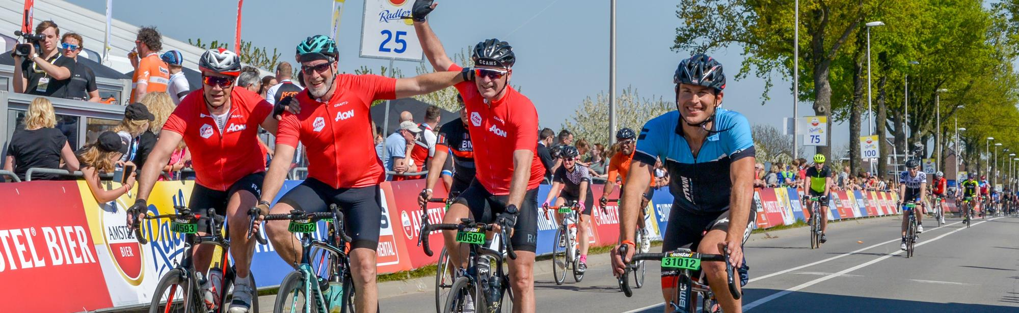 Toerversie Amstel Gold Race